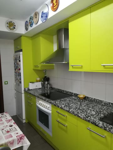 Habitación ideal.