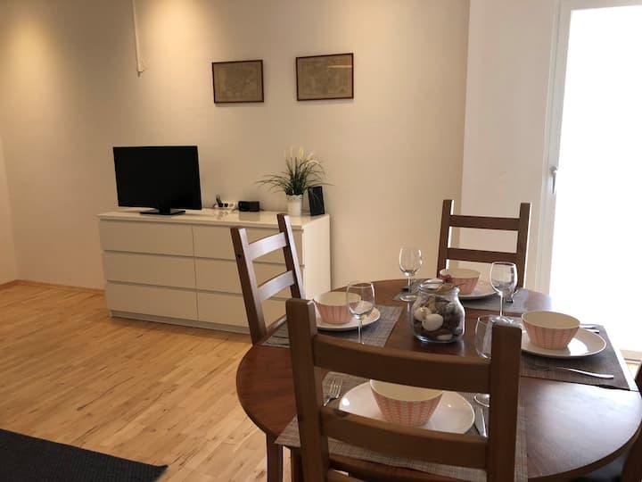 Apartment Europe, 64 m², central location