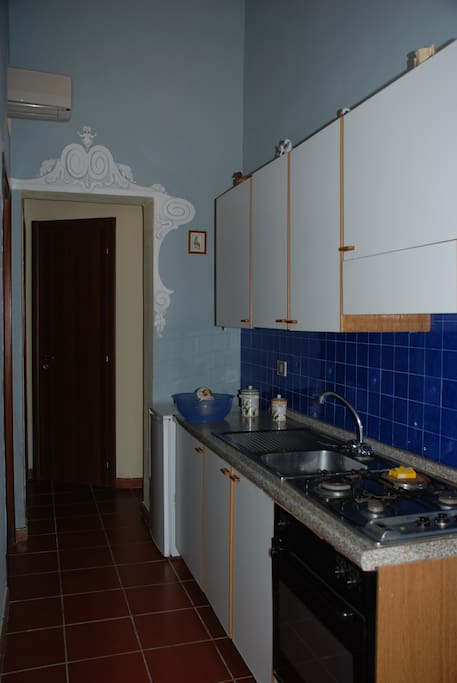 Cucina appartamento