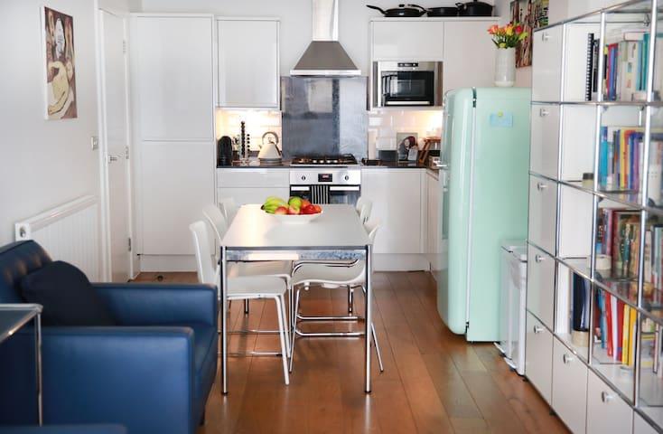 Modern stylish 2 bed flat in delightful Greenwich
