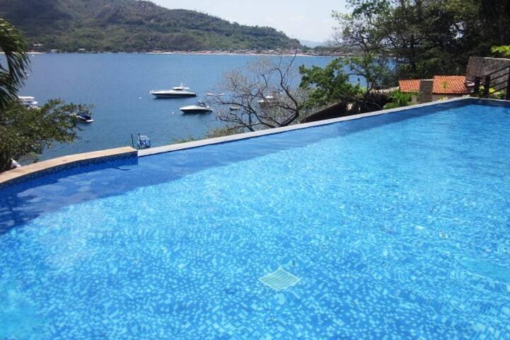 SUITE N24 PUNTA DIAMANTE VISTA A PUERTO MARQUES - Acapulco - Loft