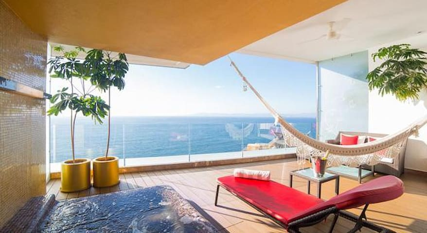 Luxurious 5 Diamond Studio,Puerto Vallarta Jalisco