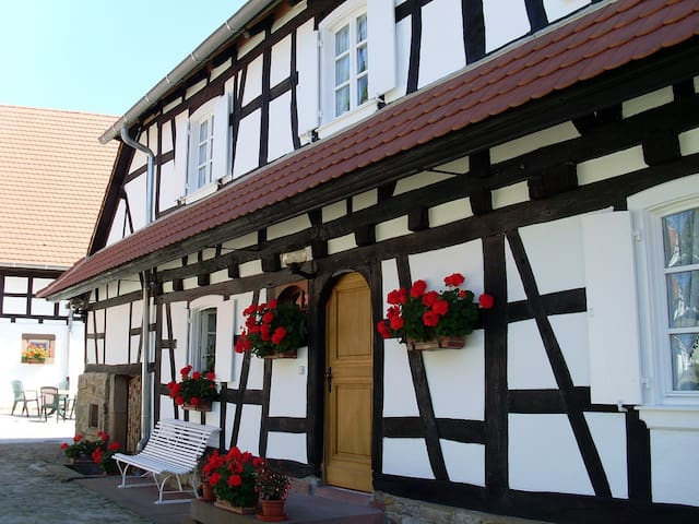 Chambre d'hôte - Bed & Breakfast - Hunspach