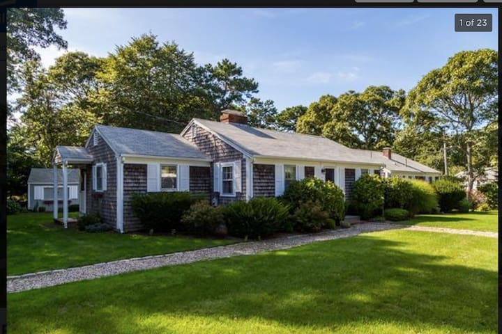 Quintessential Cape Cod Home - Harwich - House