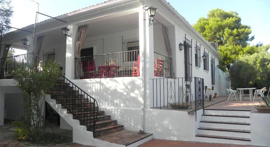 Caseria San José La Yedra - La yedra  - Villa