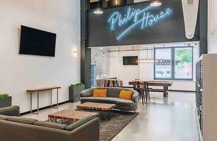 The Philip Houze Loft - Perfect Location