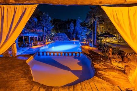 Master Suite for 6 @Jolie Jungle Puerto Morelos