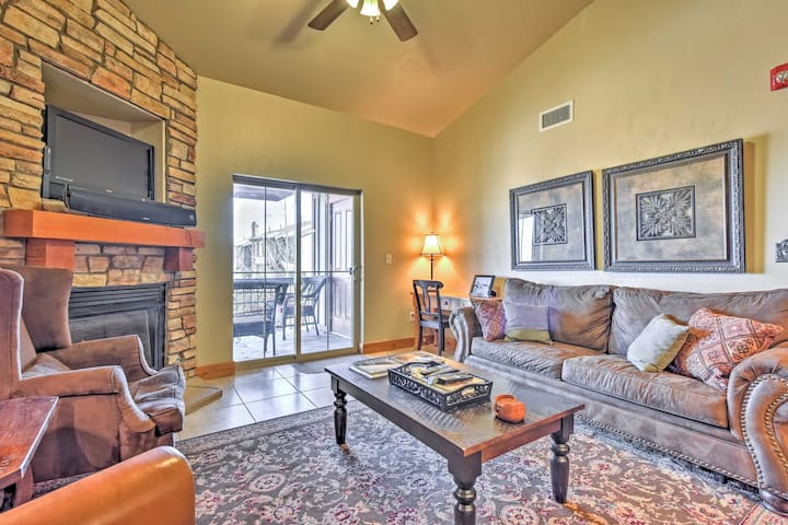 This 3-bed, 2-bath vacation rental condo sleeps 8.