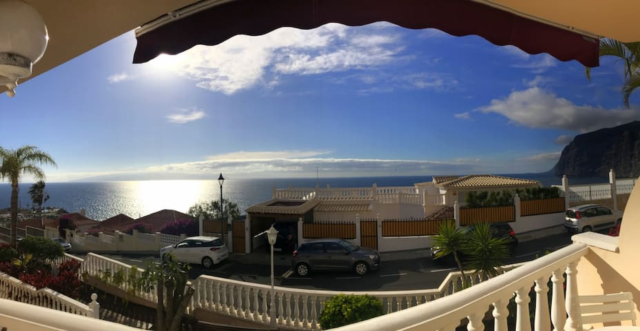 Your perfect vacation apartment in Los Gigantes