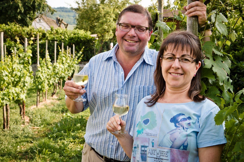 Andrea und Christian Scholtes