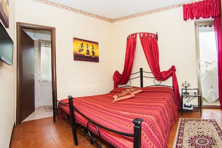 Camera Singola Junior Suite - Tarquinia - Bed & Breakfast