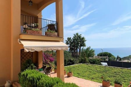 Villa Vista Mar - Sant Pol de Mar