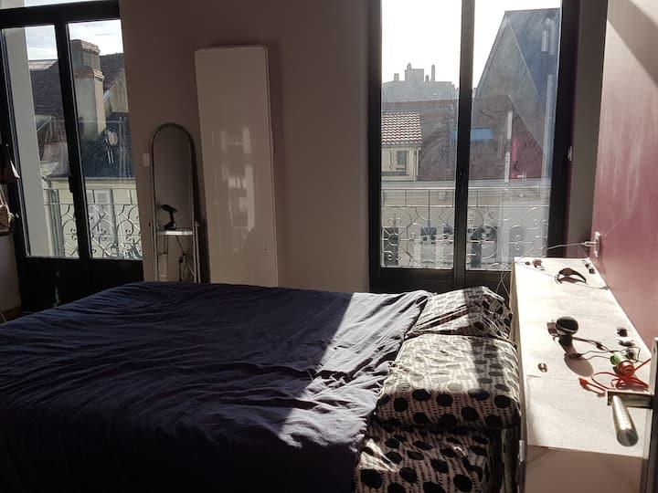 Tarbes Appartement duplex 145m² 3 chambres doubles
