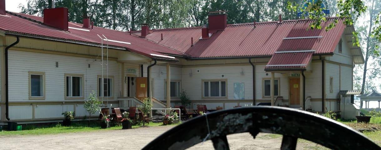 Marjolahti capsule hotel - Mikkeli