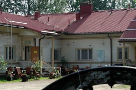 Marjolahti capsule hotel - Mikkeli - Byt