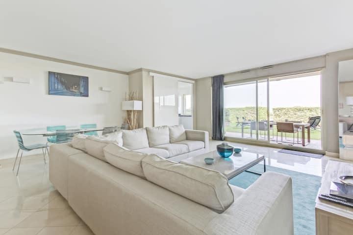 Luxueux appartement -Casino Barrière- Plage