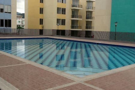 Beautiful 3-rooms apartment+pool! - Santamarta  - Lakás