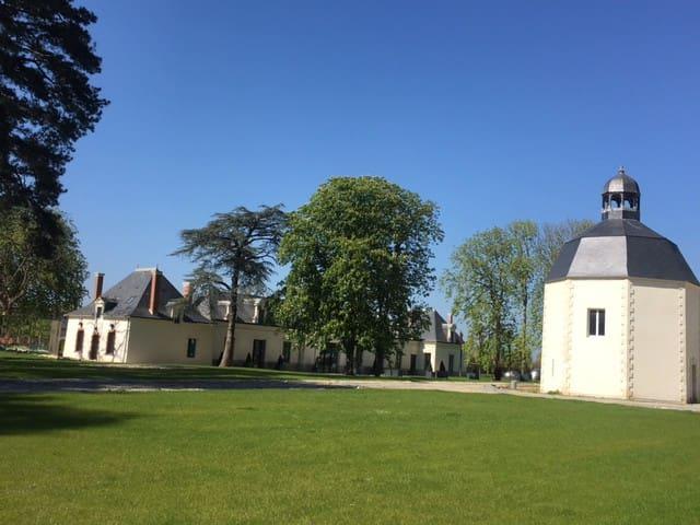 Maison dépendances château - Carquefou - Apartemen
