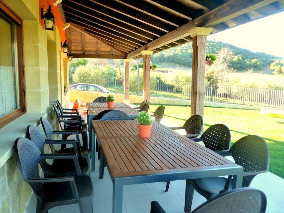 Casa rural en Navarra para grupos