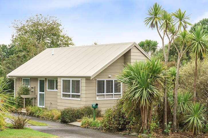one bedroom cottage. - Auckland - Hus