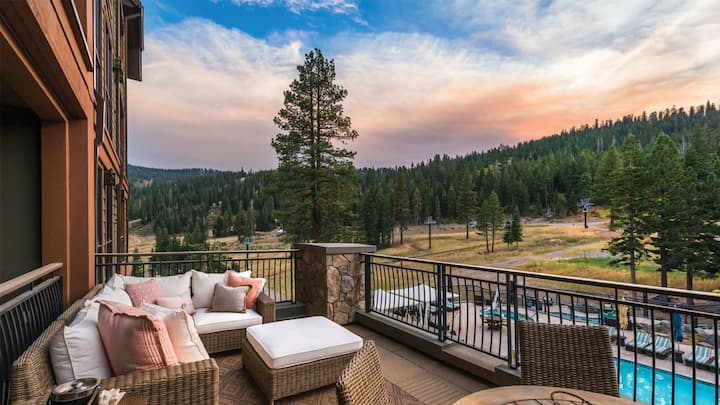 Ritz Carlton, Lake Tahoe - 2 bedroom retreat