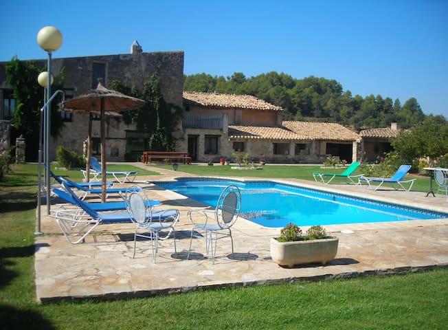 casa señorial en Horta de Sant Joan