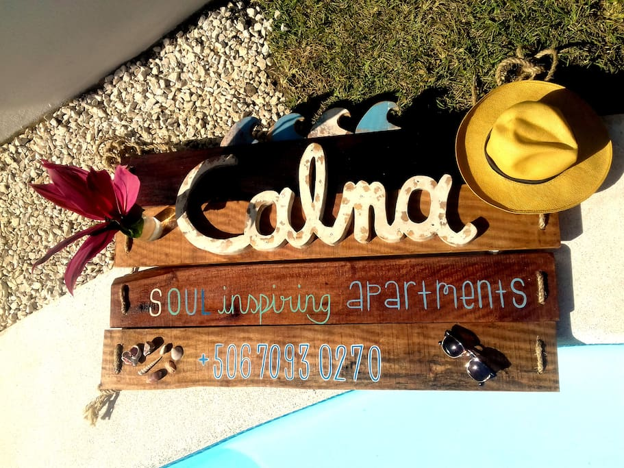 We love taking care of the details. All our furniture is handmade by us.