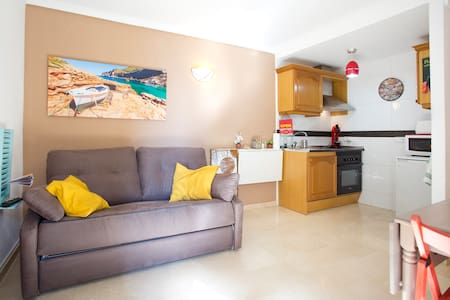 Cosy apt at the beach next to Palma - 帕尔马(Palma) - 公寓