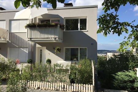 modern house close to zurich - Regensdorf - Hus