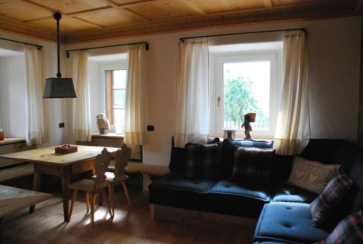 Casa vacanza alver appartamenti in affitto a cortina d for Appartamenti cortina affitto