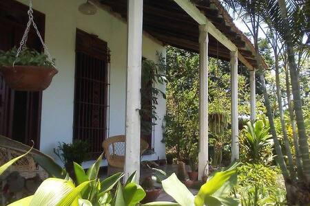 La Balbina, lodging and relaxation guaranteed.