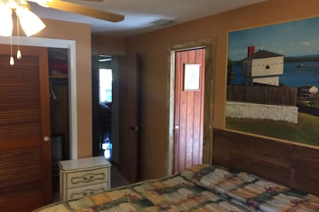 SUN ROOM WITH KING BED - Fort Myers - Hus