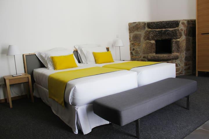 Lousada Country Hotel - Casa com 2 Quartos