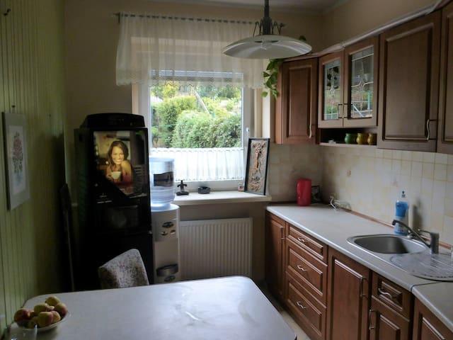 Pokój rodzinny nr 07 w Suterenie - Gdańsk - Maison