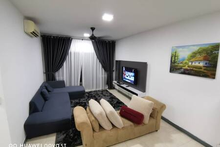 Wangsa Maju Condominium area to stay
