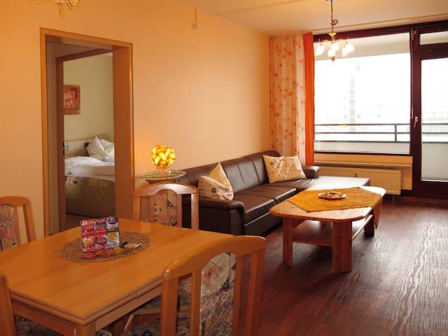 60 m² apartment Ferienwohnung Bulla - Damp - Otros