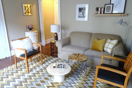 UAB APT. w. 5 min WALKING to Shopping and Dinning - Birmingham - Pis