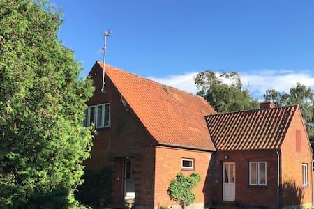 Frugtavlerenshus / Orchard house