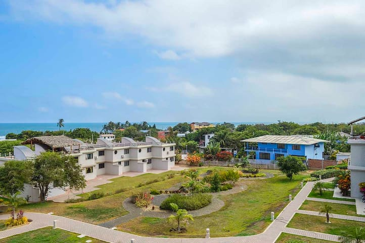 Beach Condo high view Vistazul 501 - Manabí - Apartamento
