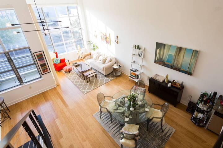 Luxury SOMA Condo/Moscone/Downtown