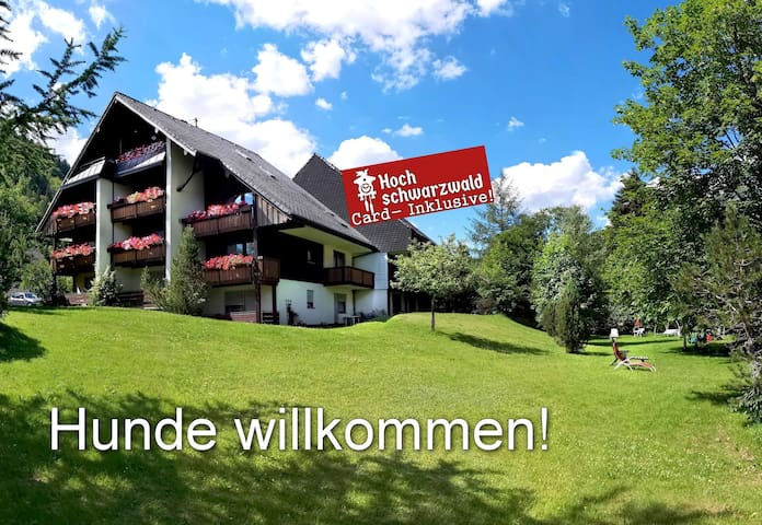 Black-Forest-Fewo A1, Pool +100 attractions free