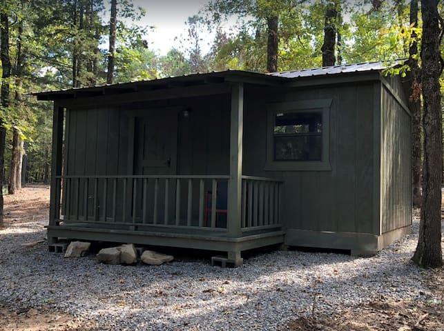 Lost Cabin's Native American Lodge