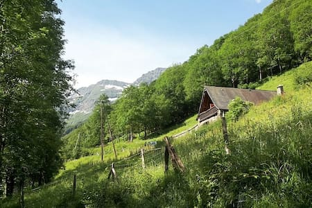 Cosy cottage in the heart of the Pyrenees - Bonac-Irazein