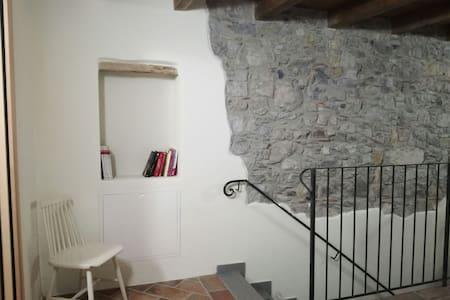 casetta indipendente - algua - บ้าน