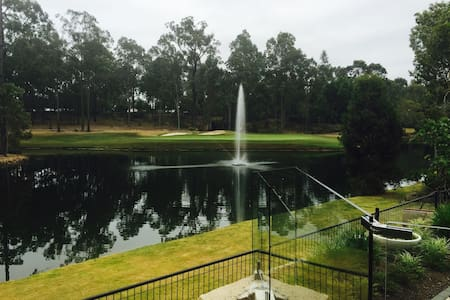 Brookwater Golf Course Private Room - Brookwater - Huis