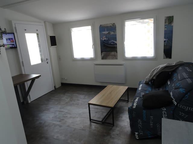 Studio meublé à proximité du CFD, INSA, Lahitolle.