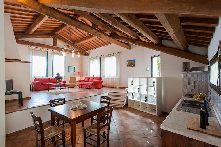La Fornace, Tuscany