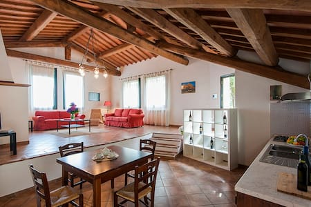 La Fornace, Toscana - Montemurlo