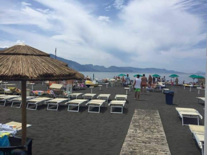 B&B&Garden3 Oplontis Amalfi coast Vesuvius&Pompeii