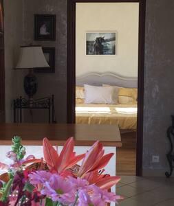 Chambre double elegante - Bourgoin-Jallieu - Aamiaismajoitus